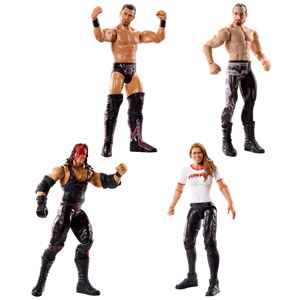 WWE Core Figure Assortment