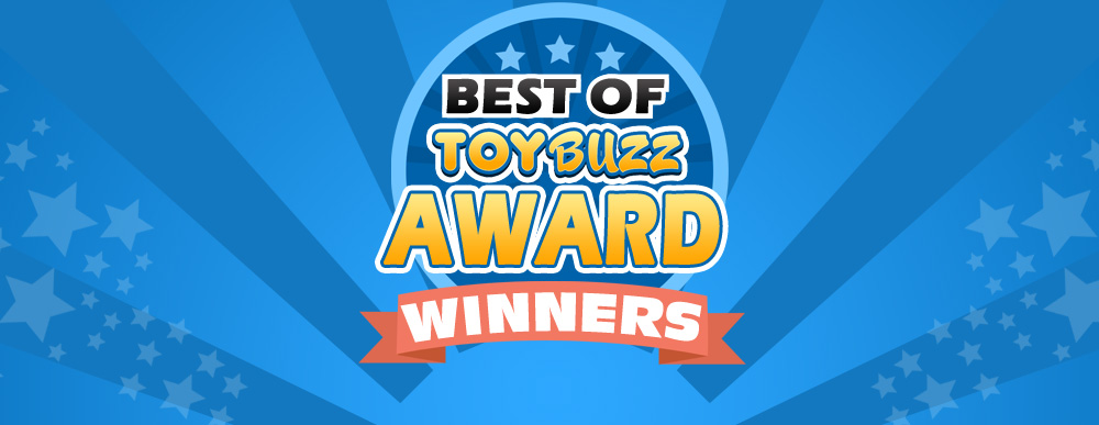 Top Board Games For Toddlers - ToyBuzz Awards