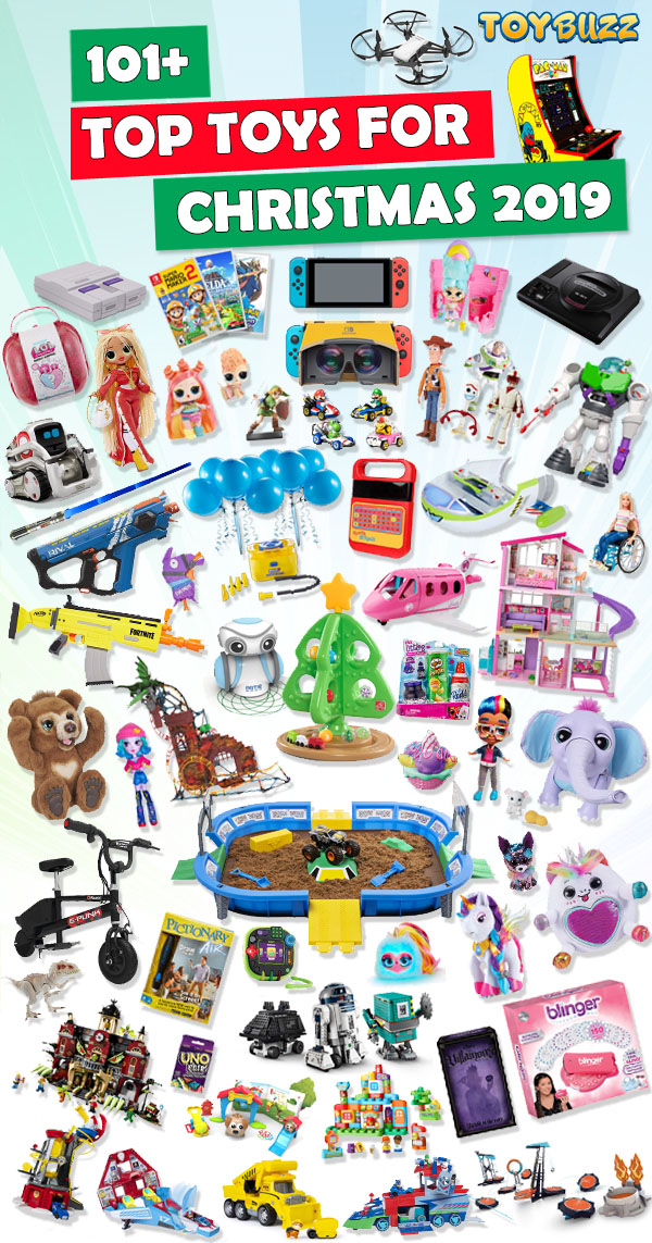 Christmas Toys.Top Toys For Christmas 2019 Toy Buzz List Of Best Toys