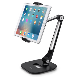 AboveTEK Long Arm Tablet Stand
