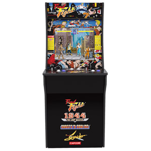 Arcade1Up Final Fight Arcade Cabinet