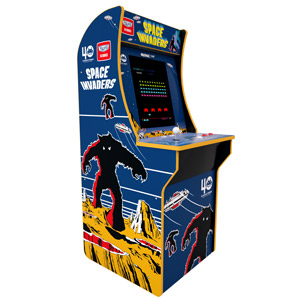 Arcade1Up Space Invaders Arcade Cabinet