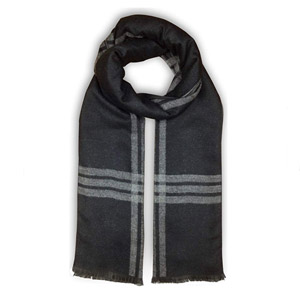 Bleu Nero Luxurious Winter Scarf
