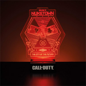 Official Call of Duty Nuketown Night Light