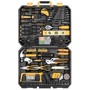 DEKOPRO 168-Piece Tool Kit