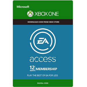 EA Access 12-Month Subscription