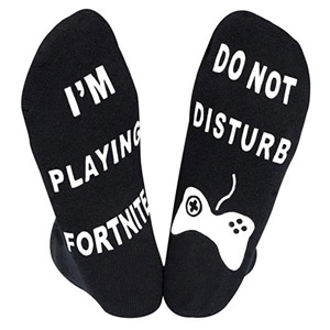 Funny Fortnite Socks