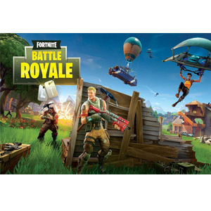Fortnite Poster 24x36 inches