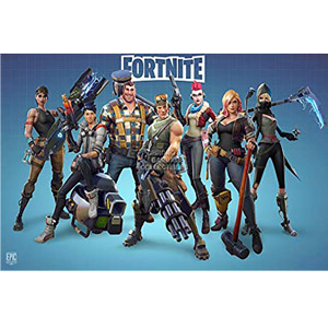 Fortnite Poster 28 x 20 inches