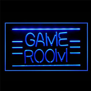 Game Room Neon Light Sign