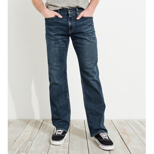 Hollister Epic Flex Classic Straight Jeans