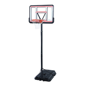 Lifetime 1269 Pro Court Height Adjustable Portable Basketball System