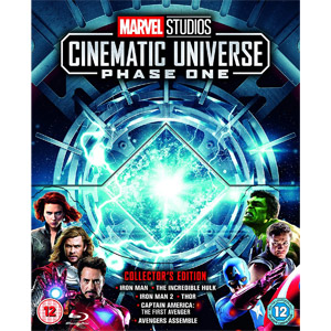 Marvel Studios Cinematic Universe: Phase 1 - Collectors Edition