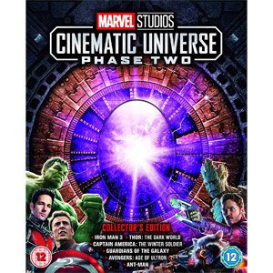Marvel Studios Cinematic Universe: Phase 2 - Collectors Edition
