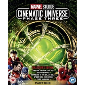Marvel Studios Cinematic Universe: Phase 3 - Part One - Collectors Edition
