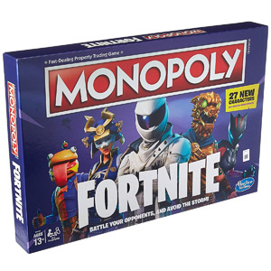 Monopoly Fortnite Edition