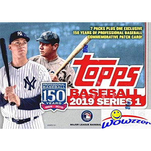 Topps Baseball 2019 Series 1