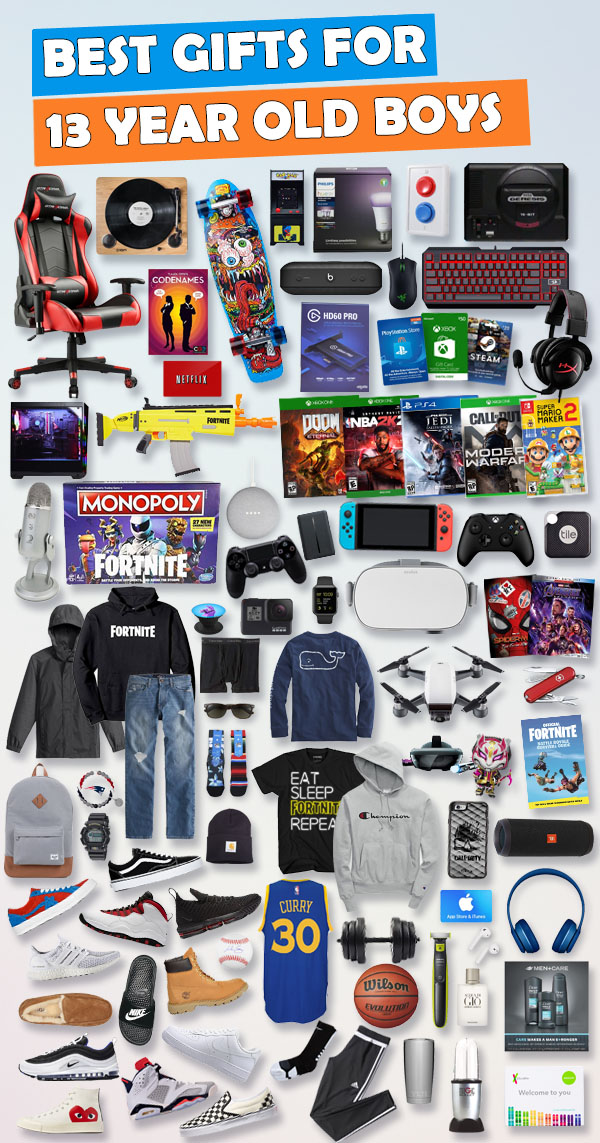 f99e09ba6 Top Gifts for 13 Year Old Boys [UPDATED LIST]