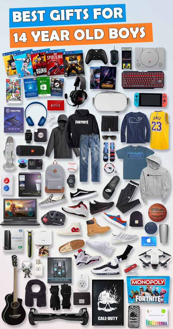 b962310ce15 Gifts For 14 Year Old Boys  Over 150 Gifts!