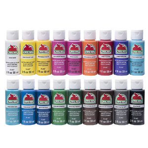 Apple Barrel Acrylic Paint Set