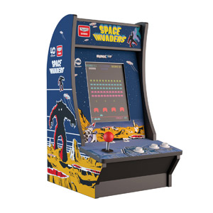 Arcade1Up Space Invaders Counter-Cade