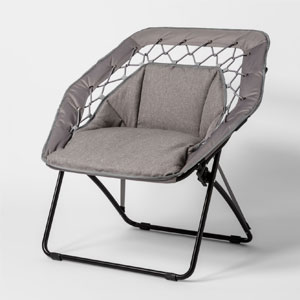 Baffled Bungee Chair