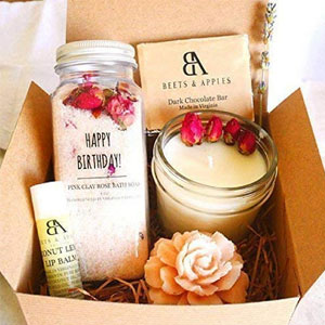 BeetsandApples Spa Gift Basket