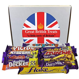Britain Cadbury Selection Box