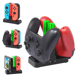 Charger for Nintendo Switch Pro Controllers and Joy-Cons