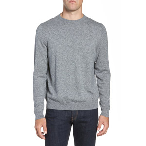 Cotton & Cashmere Crewneck Sweater