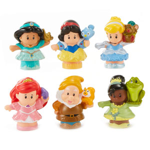 Fisher-Price Little People Disney Princess Gift Set