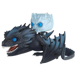 Funko POP! Rides: Game of Thrones - Night King & Icy Viserion