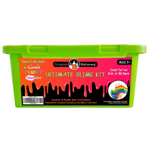 Kit de papeterie ultime Slime Original