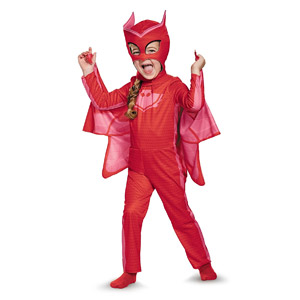 Owlette Classic Toddler PJ Masks Costume