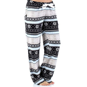 PajamaMania Fleece Pajamas PJ Pants