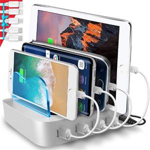 Poweroni USB Charging Station Dock