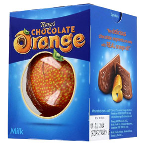 Terrys Chocolate Orange