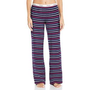 Tommy Hilfiger Womens Logo Pajama Pant