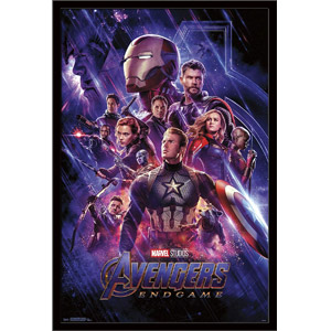 Trends International Avengers: Endgame Wall Poster
