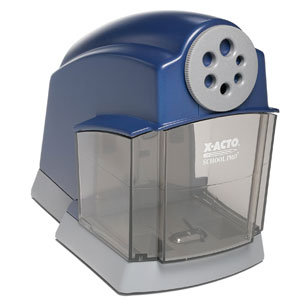X-ACTO S Electric Pencil Sharpener