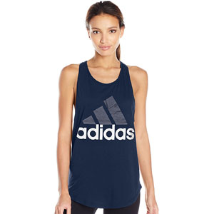 adidas Linear Loose Tank Top