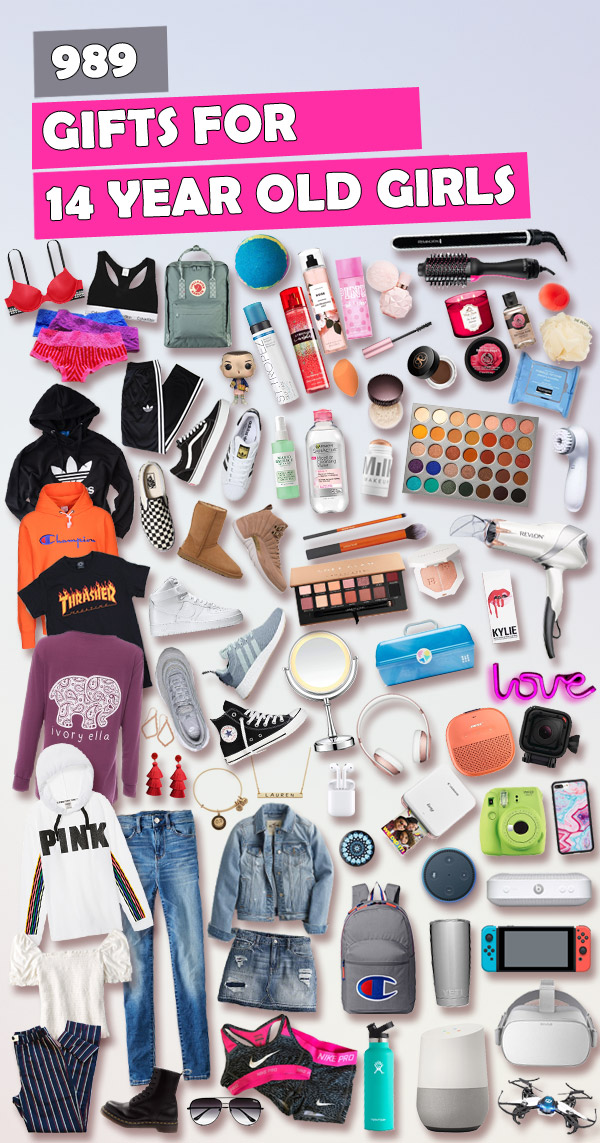 Gifts For 14 Year Old Girls Awesome Gift List