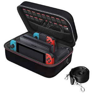 iVoler Carrying Storage Case for Nintendo Switch