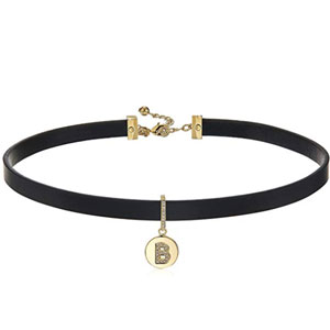 Kate Spade Initial Choker Necklace