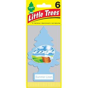 Little Trees Black Ice Air Freshener