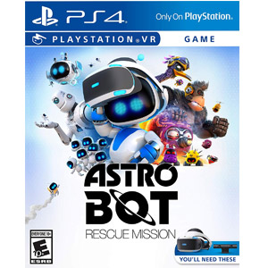 ASTRO Bot Rescue MissionRated E10 Mission