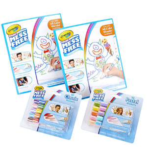 Crayola Color Wonder Set
