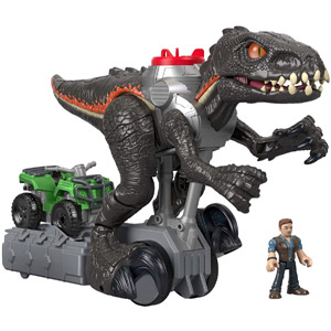 Fisher-Price Jurassic World Imaginext Walking Indoraptor