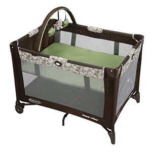 Graco Pack n Play Playard On The Go Zuba