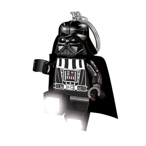 LEGO Star Wars Darth Vader LED Lite Key Light